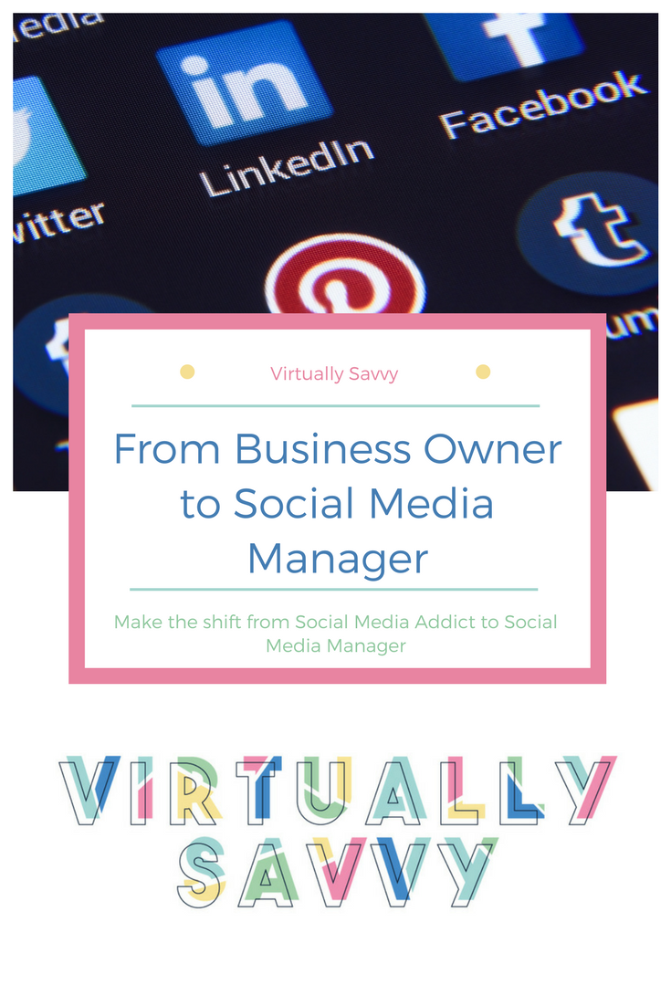 How I made the leap from Small Business Owner to Social Media Manager. It involved cake, three children and a love of all things social media. #socialmedia #socialmediamanager #smallbusinessowner #smallbusiness