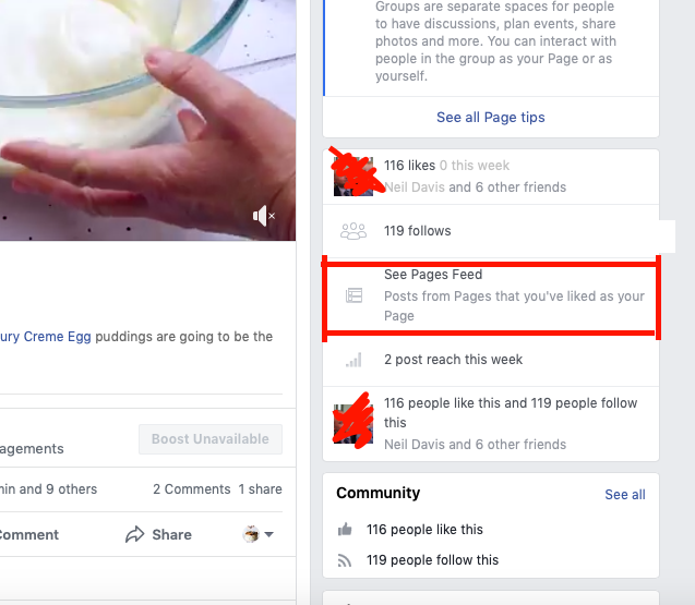 Facebook Pages Feed - What, Where, How & Why? - Virtually Savvy