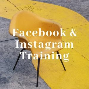 Facebook and Instagram training